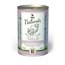 Bozita Naturals Chicken & Lamb - konzerva, 410g