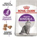 ROYAL CANIN Sensible granule pre mačky s citlivým trávením 10 kg