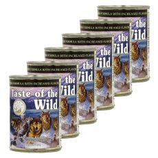 TASTE OF THE WILD Wetlands Canine - konzerva, 6 x 390g