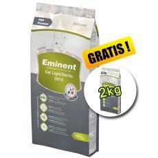 Eminent Cat Light / Sterile 10 kg + 2 kg GRATIS