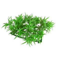 Akvarijná rastlina umelá CP08-15P - 15 x 15 cm