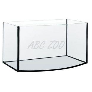 Akvarium oválne 40x25x25cm / 25L