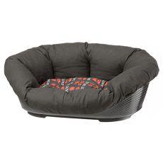 Ležadlo pre psy a mačky SOFA 10 s vankúšom - 96 x 71 x 32 cm
