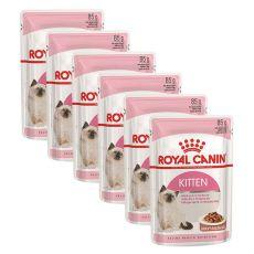Royal Canin Kitten Instinctive Gravy kapsička pre mačiatka v šťave 6 x 85 g
