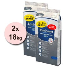EMINENT Adult Large Breed XXL - 2 x 18kg
