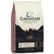 CANAGAN Country Game SMALL BREED – 2kg