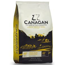 CANAGAN LARGE BREED Free-Run Chicken – 12kg