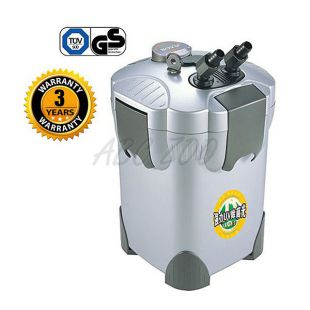 Vonkajší filter BOYU EFU-35 + 5W UV ( 250-350L)