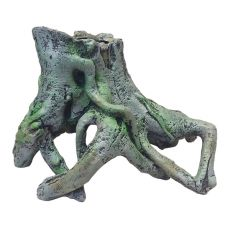 Dekorácia do akvária 2167 - Zelený koreň