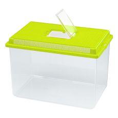 Plastová prepravka Ferplast GEO EXTRA LARGE - zelená, 11L