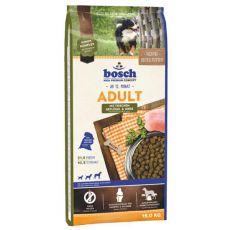 Bosch ADULT hydina a špalda 15kg