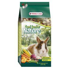Cuni Junior Nature 2,5kg - krmivo pre mladé zakrslé králiky