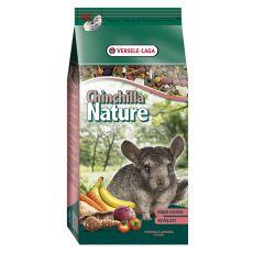 Kompletné krmivo pre činčily - Chinchilla Nature, 2,5kg