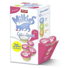 Animonda Milkies Cat Snack - BEAUTY 20 x 15g