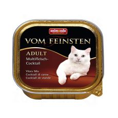 Animonda Vom Feinsten Adult Cats - multi mäsový koktail 100g