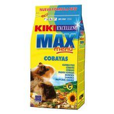 KIKI EXCELLENT MAX MENU - krmivo pre morské prasiatka , 1kg