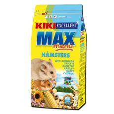 KIKI EXCELLENT MAX MENU - krmivo pre škrečky , 1kg