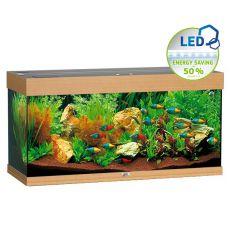 Akvárium JUWEL Rio LED 180 - svetlo hnedé