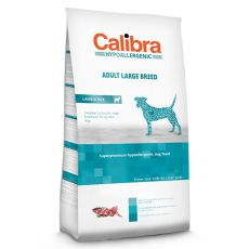 CALIBRA Dog HA Adult Large Breed Lamb 14kg