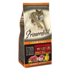 Primordial GF Adult Buffalo & Mackerel 12kg
