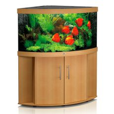Set JUWEL akvárium Trigon 350 svetlo hnedý + skrinka