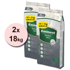 EMINENT Sensitive 2 x 18 kg