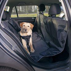 Poťah pre psa do auta 1,45 x 1,60 m - čierny