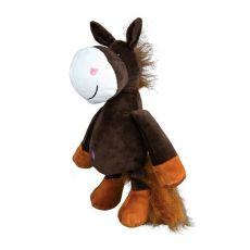 Plyšová hračka pre psa, kôň - 32cm