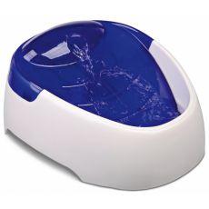 Fontánka na vodu pre psy TRIXIE - bielo - modrá, 1L