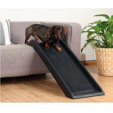 Plastová rampa pre psov XXS - L, 38 x 100 cm