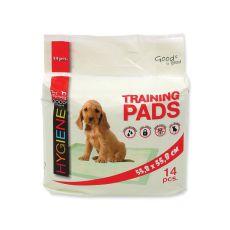 Hygienické a výcvikové podložky pre psy - 14ks