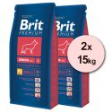 Brit Premium Senior Large 2 x 15kg