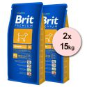 Brit Premium Senior Medium 2 x 15kg