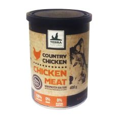 Konzerva Terra Natura Country Chicken Meat 400g