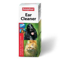 Ušné kvapky pre psov a mačky Beaphar Ear Cleaner - 50 ml