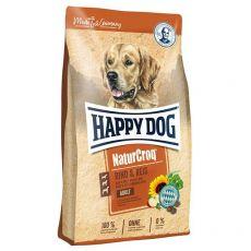 Happy Dog NaturCroq RIND a REIS 4kg