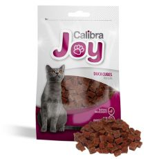 Pamlsky - Calibra Cat Joy Duck Cubes 70g