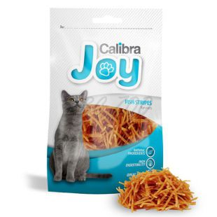 Pamlsky - Calibra Cat Joy Fish Stripes 70g