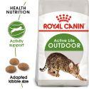 Royal Canin Outdoor granule pre mačky s častým pohybom vonku 10 kg
