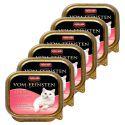 Animonda Vom Feinsten Adult Cats - s morčacími srdciami 6 x 100g