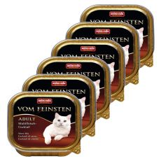 Animonda Vom Feinsten Adult Cats - multi mäsový koktail 6 x 100g