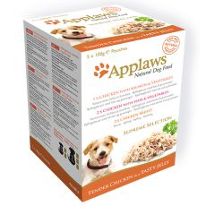 Kapsičky APPLAWS dog SUPREME SELECTION 5x100g