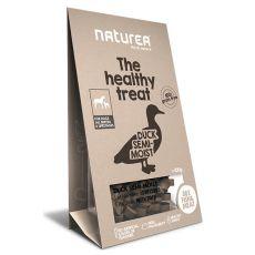 Naturea TREAT - kačacie kúsky, 100g