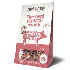 Naturea SNACK - bravčové žalúdky, 80g