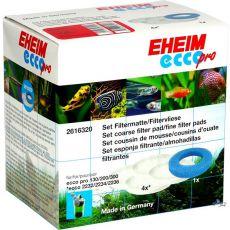 EHEIM sada filtračných médií do filtrov Ecco Pro