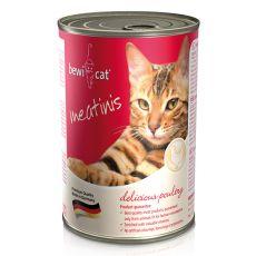 Konzerva BEWI CAT Meatinis HYDINA, 400g