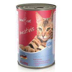 Konzerva BEWI CAT Meatinis SALMON, 400g