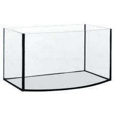 Akvarium oválne 80x35x40cm / 112L
