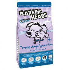 Barking Heads Puppy Days Grain Free 2kg