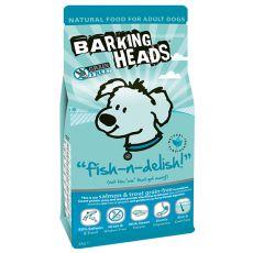 Barking Heads Fish-n-Delish Grain Free - 2kg